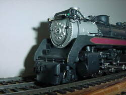 Canadian Pacific 2-8-2 5402 P-2 C/p Ho Model Train Pfm Toby From Japan