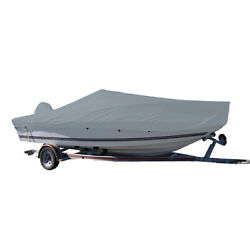 Carver Performance Poly-guard Styled-to-fit Boat Cover F/19.5and039 V-hull Center