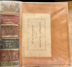 Scarce 1859 Vol. X Us Explorations And Surveysrailroad To Pacific Ocean Hc Plates