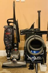 Kirby Avalir Bagged Upright Vacuum Cleaner W/attachment Set And Shampooer System