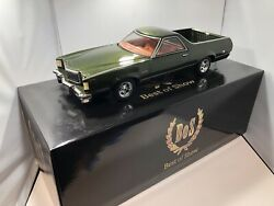 1/18 Best Of Show Bos 1979 Ford Ranchero Pickup Bos275 1/1000 Flaws Read 22
