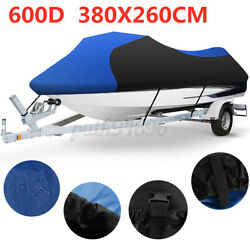 149and039and039x102and039and039 600d Jet Ski Cover Protector For Yamaha Waverunner Seadoo 137-140