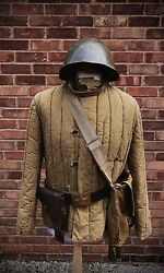 Russian Red Army Cold War Ussr Soviet Helmet And Uniform