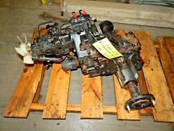 Ford Gt85 Garden Tractor- Hydrostatic Transmission Assembly Complete