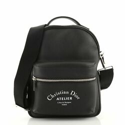Christian Dior Rider Shoulder Bag Leather Small $1152.00