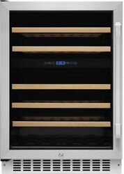 Dacor Professional Hwc242l 24 Stainless Steel Wine Cellar W/dynamicclimate™