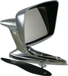Macs Auto Parts 1960 Ford Thunderbird Outside Rr Vw Mirror Hooded With Ribbed