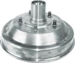 Macs Auto Parts 1928-1931 Ford Model A Wheel Hub And Brake Drum Assembly Front