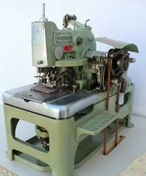 Reece 101 Rounded Oblong Shirt Button Hole Industrial Sewing Machine 110v