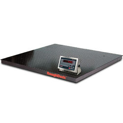 Rice Lake 155667, Roughdeck Floor Scale W/ 480 Indicator, 10000 Lb X 2 Lb, Ntep