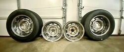 1987 Buick Grand National Parts Lot - Wheels Rear Seat Inter Cooler