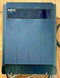 Nec Dsx-80 Phone System Kit With Phones Auto Attendant And Voice Mail