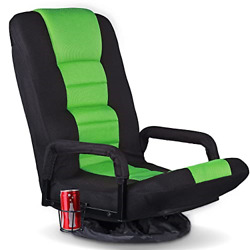 Swivel Gaming Floor Chair For Adults Teens360 Degree Video Game Chairs With For