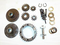 Peerless 6 Speed Transaxle 820-022a Differential Parts   Lot 674