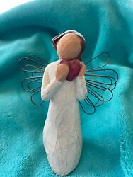 Willow Tree And039angel Of The Heartand039 Figurine Year 2000