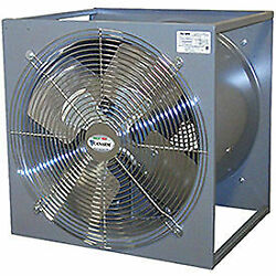 Canarm 20 Portable Utility Fan 1725 Rpm, 1 Hp, Totally Enclosed Motor, 6850 Cfm