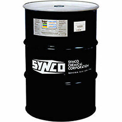 Drum Super Lubeand174 Oil W/o Ptfe Low Visc Lt Wgt 55 Gal.