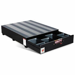 Weather Guard 3385 Pack Ratand174 4 Compartment Drawer Unit Black 48l X