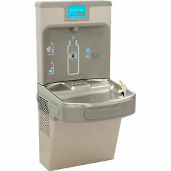 Ezh2o Next Generation Water Bottle Refilling Station Wall Mount Gray