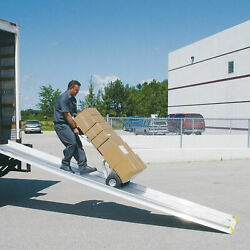 Magliner Sr2614 Retractable Underbody Truck Slider Ramp And Track 26w X 14and039l