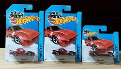 2014 Hot Wheels Mazda Rx-7 Variations Lotroll Cageno Roll Cage And Short Card.