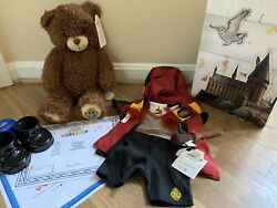Build A Bear Bundle Harry Potter Collection 2020 Gryffindor House New In Box