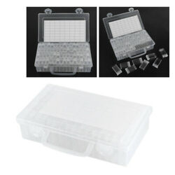 64slots Diamonds Embroidery Accessories Diamonds Painting Boxes Cases Storage
