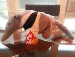 #x27;Ants#x27; the Anteater Ty Beanie Baby MINT RETIRED