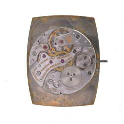 P224 Patek Philippe Cal.175 Hand-wound Movement Products For Repair Parts