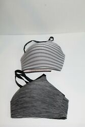 Victoriaand039s Secret T-shirt Padded Perfect Coverage Convertible Lot Of 2size38d