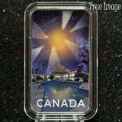2021 Montreal Ufo Incident 4 20 Unexplained Phenomena Pure Silver Glow Coin
