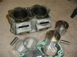 Sea-doo 947/951 Engine Top End Kit W/cylinder And Pistons Save 200 W/core Seadoo