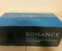 Sonance - Mag Series 6.1 Outdoor Streaming Sound System Powered By Sonosandreg