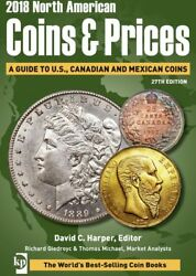 Krause 2018 North American Coins And Prices Guidecanadian And Mexican Digital 🎁