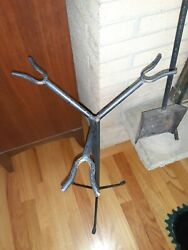Mid Century George Nelson Fireplace Tools Stand