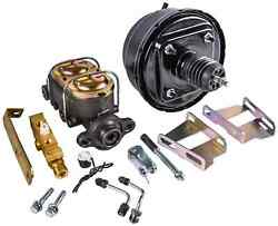 Jegs 631484 Power Brake Booster Conversion Kit For 59-70 Gm Cars [disc/drum]