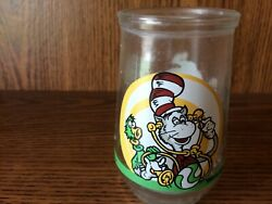 Welchand039s Jelly Jar Glass 1 Dr. Suess Cat In Hat
