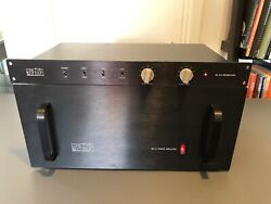 Mark Levinson Ml-12a Preamp And Ml-11 Power Amplifier W Ml Phono Stage Serviced