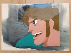 Treasure Island John Silver Cel Picture Anime Jp Production From Japan