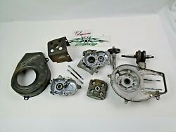 Kitty Cat Snowmobile Suzuki Sprint Parts Engine WHAT YOU SEE IS WHAT YOU GET