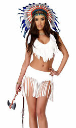 Indian Summer Sexy Native American Costume