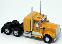 Athearn Ho Kw Kenworth Truck Tractor Union Pacific Yellow 1/87 Ath41066 New