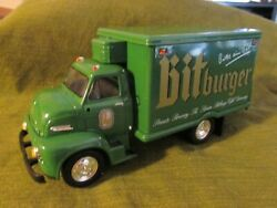 First Gear 1953 Ford C-600 Bitburger Beer Straight Truck 19-1569