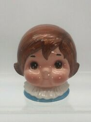 Vintage Billy Bumps Dolly Dingle Series House Of Global Art1982 Coin Bank