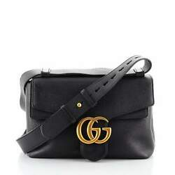 Gucci GG Marmont Shoulder Bag Leather Small $1962.00