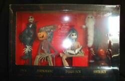 Disney Nightmare Before Christmas Jack Collection Doll Millenium Package W/box