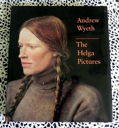 Helga Pictures By Andrew Wyeth Signed By Helga On Wyethand039s Birthday +time Mag +