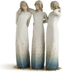 Demdaco Willow Tree By My Side Sculpted Hand-painted Figure27368