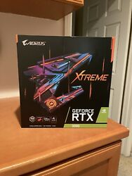 Gigabyte Aorus Rtx 3090 Xtreme Waterforce Wb 24g Graphics Card New