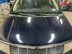Hood Lincoln Mkx 07 08 09 10 Paint Code=di